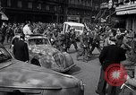Image of Allied prisoners Paris France, 1944, second 34 stock footage video 65675031306