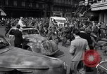 Image of Allied prisoners Paris France, 1944, second 35 stock footage video 65675031306