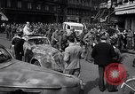 Image of Allied prisoners Paris France, 1944, second 36 stock footage video 65675031306