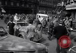 Image of Allied prisoners Paris France, 1944, second 37 stock footage video 65675031306