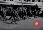 Image of Allied prisoners Paris France, 1944, second 38 stock footage video 65675031306