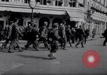 Image of Allied prisoners Paris France, 1944, second 39 stock footage video 65675031306