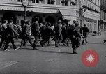 Image of Allied prisoners Paris France, 1944, second 40 stock footage video 65675031306