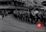 Image of Allied prisoners Paris France, 1944, second 45 stock footage video 65675031306