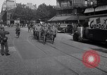 Image of Allied prisoners Paris France, 1944, second 46 stock footage video 65675031306