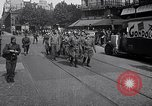 Image of Allied prisoners Paris France, 1944, second 48 stock footage video 65675031306