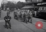 Image of Allied prisoners Paris France, 1944, second 49 stock footage video 65675031306