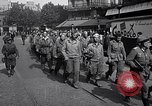 Image of Allied prisoners Paris France, 1944, second 52 stock footage video 65675031306