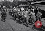 Image of Allied prisoners Paris France, 1944, second 53 stock footage video 65675031306