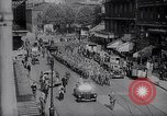 Image of Allied prisoners Paris France, 1944, second 55 stock footage video 65675031306
