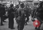 Image of Allied prisoners Paris France, 1944, second 59 stock footage video 65675031306