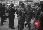 Image of Allied prisoners Paris France, 1944, second 60 stock footage video 65675031306