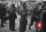 Image of Allied prisoners Paris France, 1944, second 61 stock footage video 65675031306