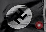 Image of Nazi Party flag Berlin Germany, 1935, second 3 stock footage video 65675031317