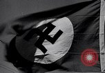 Image of Nazi Party flag Berlin Germany, 1935, second 4 stock footage video 65675031317