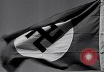 Image of Nazi Party flag Berlin Germany, 1935, second 13 stock footage video 65675031317