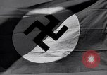 Image of Nazi Party flag Berlin Germany, 1935, second 21 stock footage video 65675031317