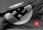 Image of Nazi Party flag Berlin Germany, 1935, second 22 stock footage video 65675031317