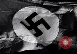 Image of Nazi Party flag Berlin Germany, 1935, second 31 stock footage video 65675031317