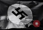 Image of Nazi Party flag Berlin Germany, 1935, second 32 stock footage video 65675031317