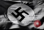 Image of Nazi Party flag Berlin Germany, 1935, second 33 stock footage video 65675031317