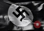 Image of Nazi Party flag Berlin Germany, 1935, second 35 stock footage video 65675031317