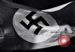 Image of Nazi Party flag Berlin Germany, 1935, second 36 stock footage video 65675031317