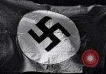 Image of Nazi Party flag Berlin Germany, 1935, second 37 stock footage video 65675031317