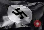 Image of Nazi Party flag Berlin Germany, 1935, second 39 stock footage video 65675031317