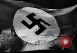 Image of Nazi Party flag Berlin Germany, 1935, second 40 stock footage video 65675031317