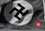 Image of Nazi Party flag Berlin Germany, 1935, second 45 stock footage video 65675031317