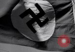 Image of Nazi Party flag Berlin Germany, 1935, second 53 stock footage video 65675031317