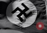 Image of Nazi Party flag Berlin Germany, 1935, second 56 stock footage video 65675031317