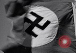 Image of Nazi Party flag Berlin Germany, 1935, second 60 stock footage video 65675031317