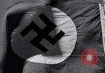 Image of Nazi Party flag Berlin Germany, 1935, second 62 stock footage video 65675031317
