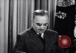 Image of Harry S Truman United States USA, 1948, second 25 stock footage video 65675031320