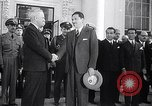 Image of President Truman greets heads of state United States USA, 1948, second 5 stock footage video 65675031323