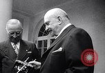 Image of President Truman greets heads of state United States USA, 1948, second 10 stock footage video 65675031323
