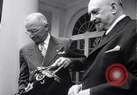 Image of President Truman greets heads of state United States USA, 1948, second 12 stock footage video 65675031323