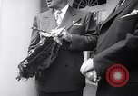 Image of President Truman greets heads of state United States USA, 1948, second 14 stock footage video 65675031323