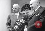 Image of President Truman greets heads of state United States USA, 1948, second 21 stock footage video 65675031323