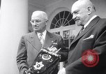 Image of President Truman greets heads of state United States USA, 1948, second 22 stock footage video 65675031323