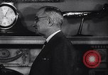 Image of President Truman greets heads of state United States USA, 1948, second 39 stock footage video 65675031323