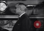 Image of President Truman greets heads of state United States USA, 1948, second 40 stock footage video 65675031323