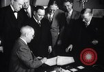 Image of President Truman greets heads of state United States USA, 1948, second 50 stock footage video 65675031323