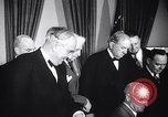 Image of President Truman greets heads of state United States USA, 1948, second 54 stock footage video 65675031323
