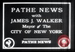 Image of Charles Lindbergh New York United States USA, 1927, second 8 stock footage video 65675031329