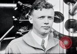 Image of Charles Lindbergh New York United States USA, 1927, second 19 stock footage video 65675031329