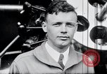 Image of Charles Lindbergh New York United States USA, 1927, second 20 stock footage video 65675031329