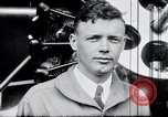 Image of Charles Lindbergh New York United States USA, 1927, second 21 stock footage video 65675031329